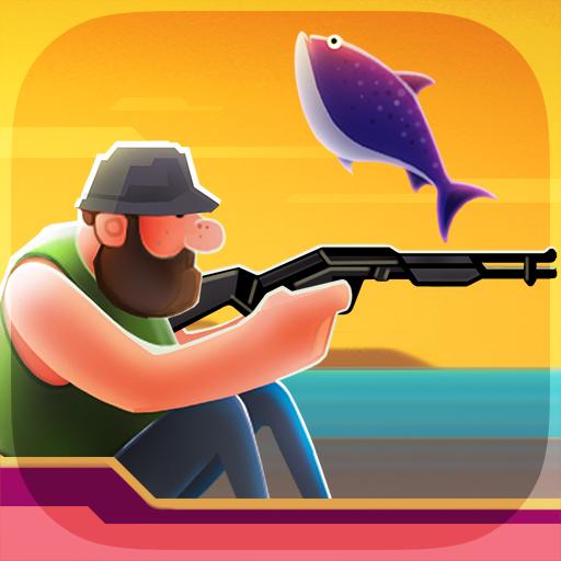 Ridiculous Fish Master : Go Fishing
