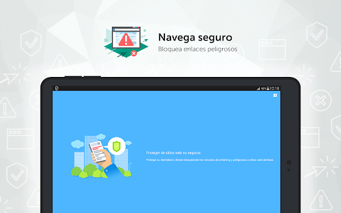 Kaspersky Antivirus & Security: miniatura de captura de pantalla