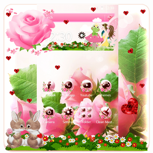 Sweet Heart Theme