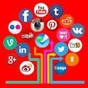All Social Media icon