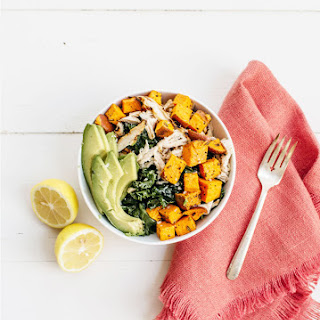 Green & Protein Power Bowl