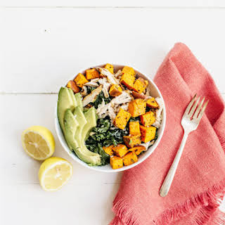 Green & Protein Power Bowl.