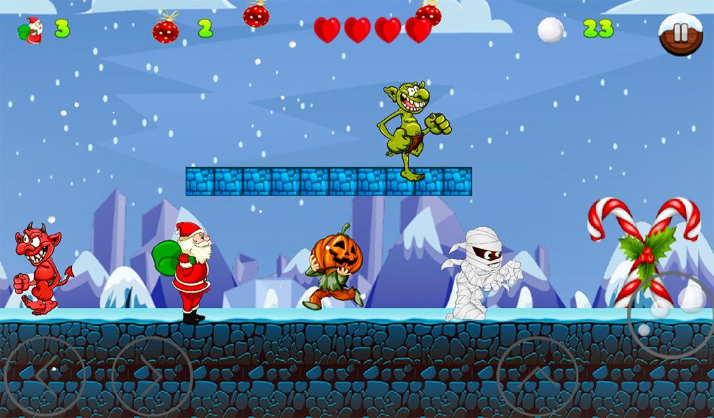 Christmas Santa Adventure- screenshot