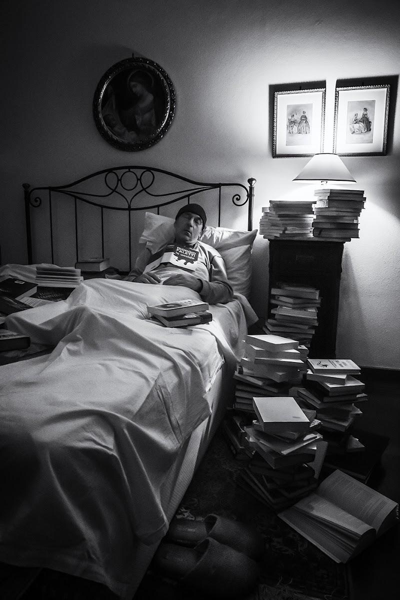 Camera da Lett..ura. di Marco Tomei