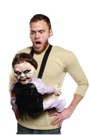 Babysele med demonbaby, pojke