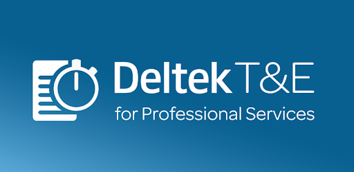 Deltek T&E for PS - Apps on Google Play