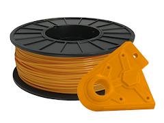 Orange PRO Series PLA Filament - 2.85mm (1kg)