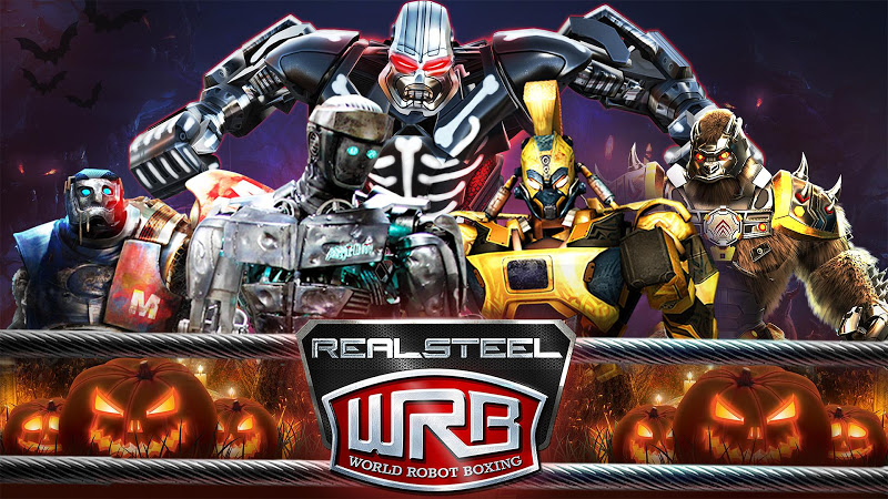 Real Steel World Robot Boxing v33.33.925 [Mod Money/Ad-Free]