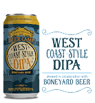 Sierra Nevada Beer Camp 2017: West Coast Double IPA (Boneyard Collab)