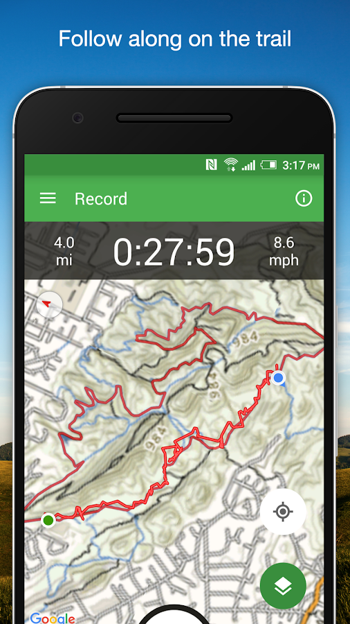 AllTrails - Hiking & Biking - Android Apps on Google Play
