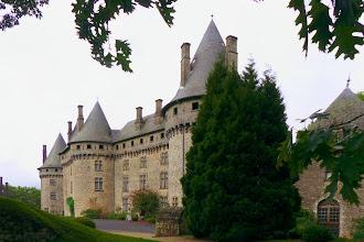 Photo: Chateau de Pompadour, Correze - home of Louis XIV's most famous mistress