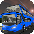 Real Coach Bus Driving Simulator 2018 icon