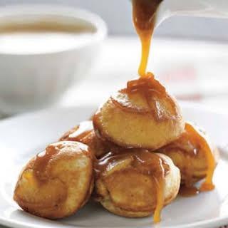Tarte Tatin-Filled Pancakes.