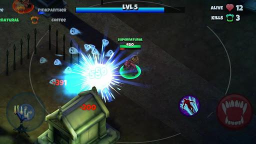 Supernatural - Battle Royale Action 1.27 screenshots 4