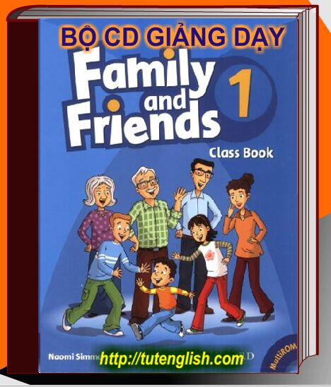 Family and Friends 1: Class Book Family and Friends 1