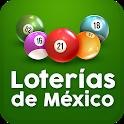 Loterías de México icon