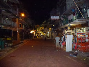 Photo: Another street at night