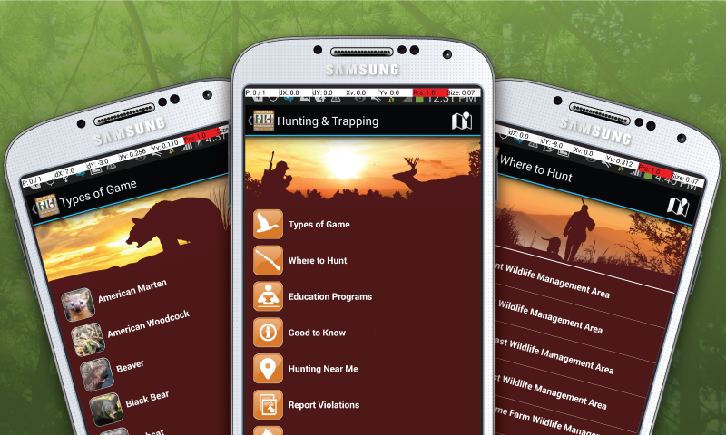Nh fish wildlife guide android apps on google play for Nh fish and game license