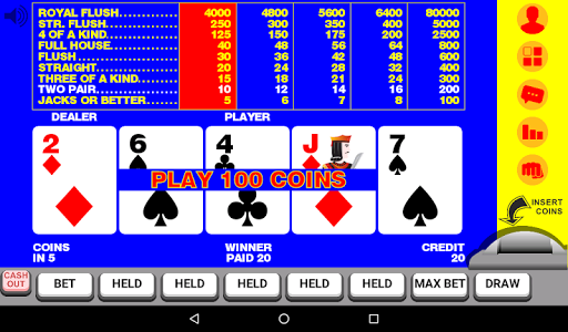 Video Poker 11 11.085 screenshots 7