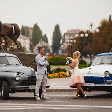 Wedding photographer Konstantin Motuz (CoMatoz). Photo of 30.09.2013