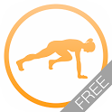 Daily Cardio Workout FREE icon