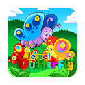Jewel Butterfly Colour icon