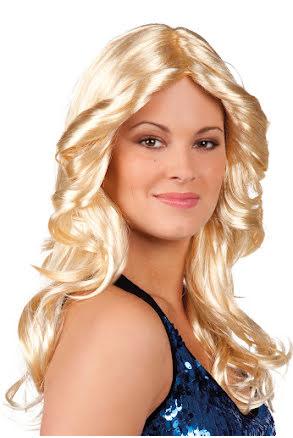 70-tals Peruk Blond, dam