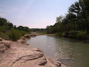 Photo: Arbitrary River Spot #3 Downstream