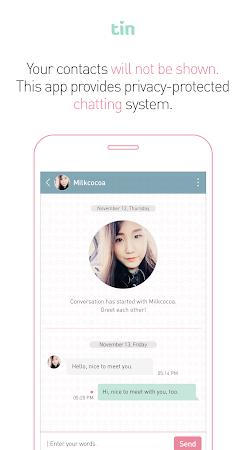 Tin - Chat, Free Dating App 1.0.16 screenshot 1952867