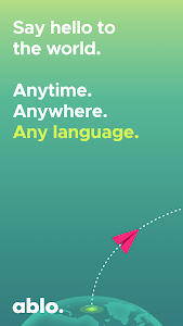 Ablo: Talk to new people & explore the world Unknown