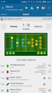 Soccer Center PRO (Live Score) v3.3.4