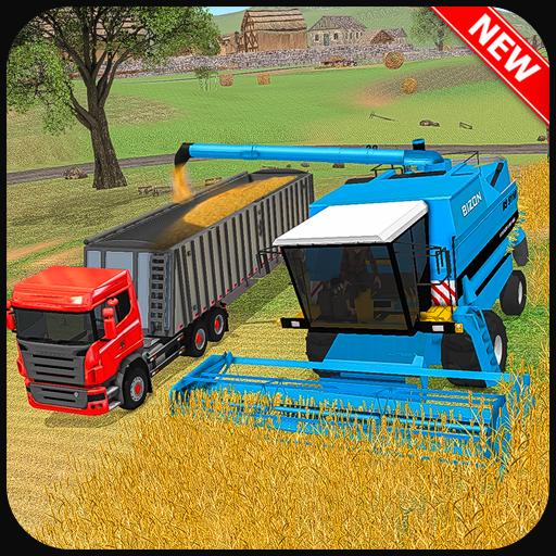 Tractor Farming 3D Simulator