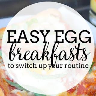 Open Faced Avocado and Egg Breakfast Sandwich Recipe