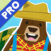 Mr. Bear Farm Animals Pro