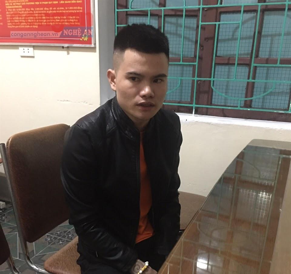Một đối tượng phạm tội ma túy bị bắt giữ