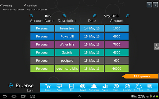 SmartDiva - Home Management screenshot 3