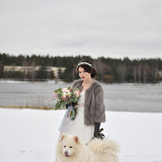 Wedding photographer Anna Timokhina (Avikki). Photo of 28.01.2016