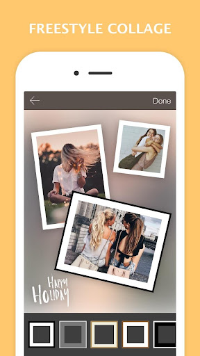 Mixoo Collage - Photo Frame Layout & Pic Grid screenshot 5