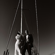 Wedding photographer Vladimir Luzin (Satir). Photo of 24.10.2017
