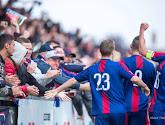 FC Liège: Senakuku a de l'ambition