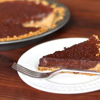 Chocolate Caramel Pie with Pretzel Crust Recipe