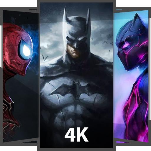 ⚡ Superheroes wallpapers 4K