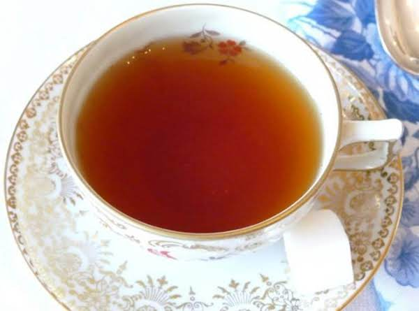 Guidelines For Brewing The Perfect Pot Of Tea And How To Serve Recipe