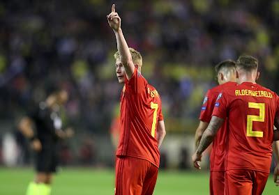 """Kevin De Bruyne : """"On a dominé ce match et on aurait même pu marquer plus de buts"""""""