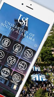 University of south alabama android apps on google play university of south alabama screenshot thumbnail university of south alabama screenshot thumbnail sciox Gallery