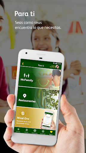 McDonald's España - Ofertas app (apk) free download for Android/PC/Windows screenshot