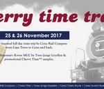 Cherry Time Train : Ceres Rail Company