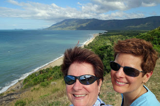 Photo: Rex Lookout, Captain Cook Highway north of Cairns, on our way to Port Douglas.