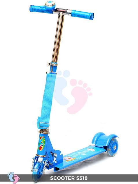 xe trượt scooter trẻ em s318