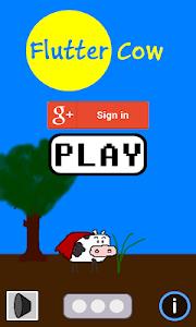 Flappy Cow Game screenshot 0